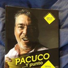 Coleccionismo deportivo: PACUCO ... Y PUNTO, ISLETERO, AMARILLO Y ORIGINAL (CANARIAS, UNIÓN DEPORTIVA LAS PALMAS, ROSALES). Lote 286308538