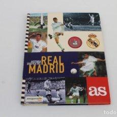 Coleccionismo deportivo: HISTORIA GRÁFICA DEL REAL MADRID - COMPLETO - AS. Lote 288161018