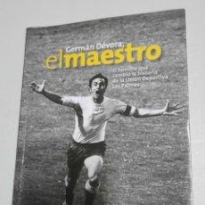 Coleccionismo deportivo: GERMÁN DEVORA. EL.MAESTRO - IGNACIO.SANCHEZ ACEDO. Lote 288410708