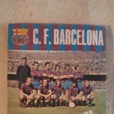 Coleccionismo deportivo: C.F. BARCELONA. CAMPEONES - JOSE LUIS MARCO / ANTONIO HERNAEZ - EDITORIAL MIASIERRA - 1974.. Lote 289499033