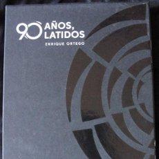 Coleccionismo deportivo: 90 AÑOS 90 LATIDOS ENRIQUE ORTEGO - LA LIGA 90 ANIVERSARIO -. Lote 290093433