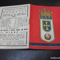 Coleccionismo deportivo: OVIEDO ASTURIAS FUTBOL Nº 10 BIBLIOTECA INFANTIL DEPORTES MINIATURA - EDICIONES ALONSO. Lote 291415688
