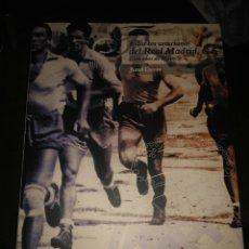 Coleccionismo deportivo: TODOS LOS ASTURIANOS DEL REAL MADRID. JANEL CUESTA. Lote 293832778