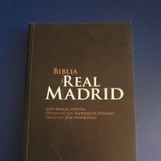 Coleccionismo deportivo: BIBLIA DEL REAL MADRID. Lote 293899133