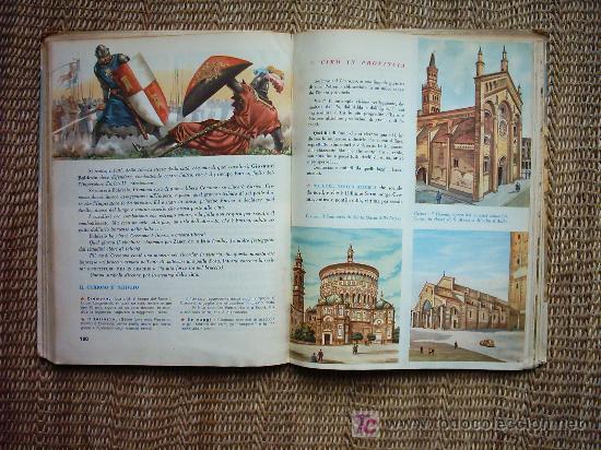 LOMBARDIA. VALERIO LUGANI. 1ª EDICION 1957. PROFUSAMENTE ILUSTRADO ENTRE TEXTO. (Libros Nuevos - Otras lenguas locales - Gallego)
