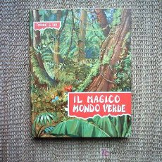 Libros: IL MAGICO MONDO VERDE. FERDINAND C. LANE. 27 ILLUSTRAZIONI DI RUSSELL FRANCIS PETERSON. 1959 1ª ED.. Lote 26025484