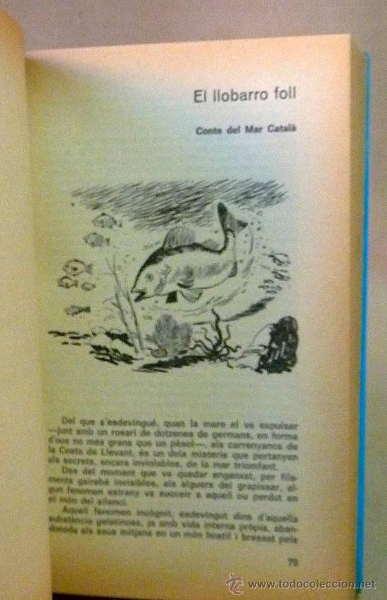 Libros: LIBRO, HAMS I PEIXOS, FERRAN SOLA, PULIDE, 1971 - Foto 4 - 27678197