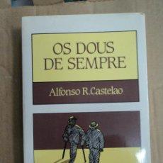 Libros: OS DOUS DE SEMPRE - CASTELAO . Lote 42825002