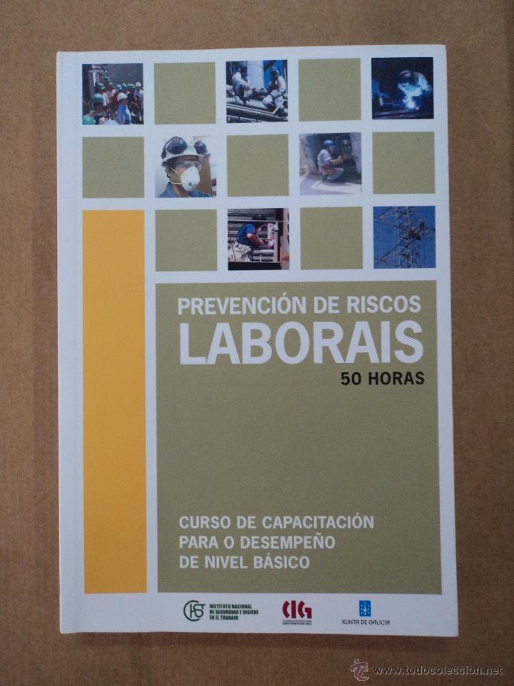 PREVENCIÓN DE RISCOS LABORAIS 50 HORAS (Libros Nuevos - Otras lenguas locales - Gallego)