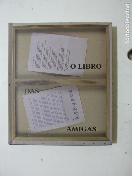 O LIBRO DAS AMIGAS (Libros Nuevos - Otras lenguas locales - Gallego)