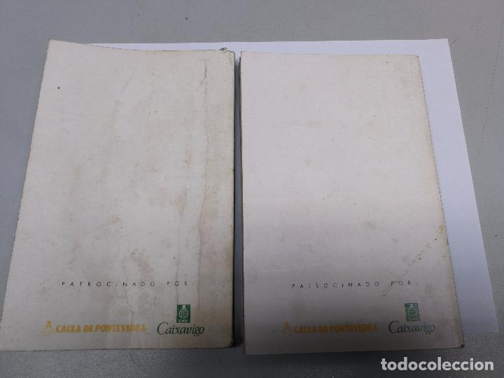 Libros: SEMPRE EN GALIZA ALFONSO R. CASTELAO, BIBLIOTECA DE AUTORES GALEGOS 2 VOLUMENES - Foto 2 - 102452779