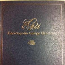 Libros: ENCICLOPEDIA GALEGA UNIVERSAL. IR INDO EDICIÓNS. TOMO 4. PEROZO JOSÉ ANTONIO / LEDO CABIDO BIEITO. Lote 116326459