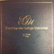 Libros: ENCICLOPEDIA GALEGA UNIVERSAL. IR INDO EDICIÓNS. TOMO 5. PEROZO JOSÉ ANTONIO / LEDO CABIDO BIEITO. Lote 116327159