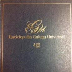 Libros: ENCICLOPEDIA GALEGA UNIVERSAL. IR INDO EDICIÓNS. TOMO 8. PEROZO JOSÉ ANTONIO / LEDO CABIDO BIEITO. Lote 116328307
