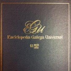 Libros: ENCICLOPEDIA GALEGA UNIVERSAL. IR INDO EDICIÓNS. TOMO 12. PEROZO JOSÉ ANTONIO / LEDO CABIDO BIEITO. Lote 116329155