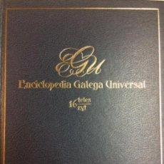 Libros: ENCICLOPEDIA GALEGA UNIVERSAL. IR INDO EDICIÓNS. TOMO 16. PEROZO JOSÉ ANTONIO / LEDO CABIDO BIEITO. Lote 116329971