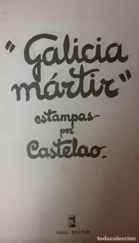 GALICIA MÁRTIR. ESTAMPAS DE CASTELLÓN. (Libros Nuevos - Otras lenguas locales - Gallego)