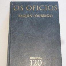 Libros: OS OFICIOS - XAQUIN LOURENZO. Lote 191595692