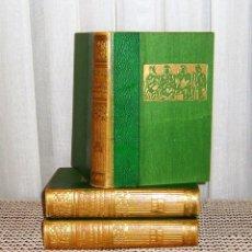 Libros: DICCIONARIO ENCICLOPÉDICO GALLEGO-CASTELLANO (3 TOMOS). Lote 179538990