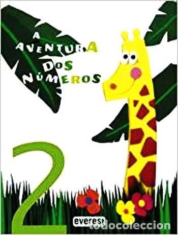 Libros: A AVENTURA DOS NÚMEROS 6Volúmenes/32 PÁGINAS GRAN FORMATO PASTA FLEXIBLE - Foto 2 - 183547106