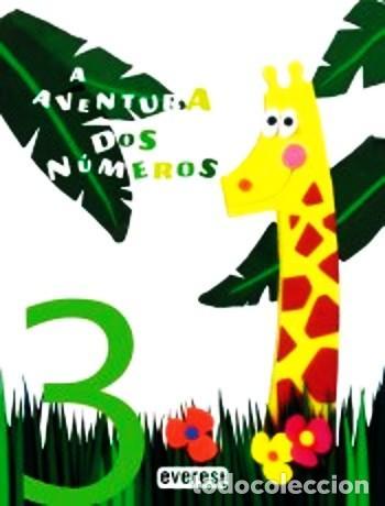 Libros: A AVENTURA DOS NÚMEROS 6Volúmenes/32 PÁGINAS GRAN FORMATO PASTA FLEXIBLE - Foto 3 - 183547106