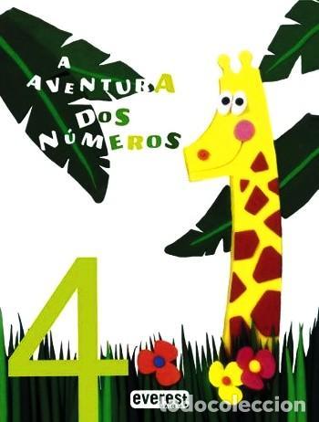 Libros: A AVENTURA DOS NÚMEROS 6Volúmenes/32 PÁGINAS GRAN FORMATO PASTA FLEXIBLE - Foto 4 - 183547106