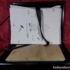 Libros: LA COCINA PRÁCTICA DE PICADILLO - NUMERADA Y CERTIF., EN CAJA DE MADERA. Lote 189465175