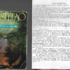 Libros: SEMPRE EN GALIZA CASTELAO ,EDICION CENSURADA EN SU DIA,CON HOJA AÑADIDA EN SU DIA PARTE CENSURADA. Lote 194729361