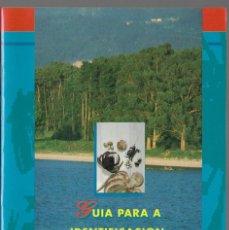Libros: GUIA PARA A IDENTIFICACION DOS MARISCOS DE GALICIA, XUNTA DE GALICIA. Lote 194729570