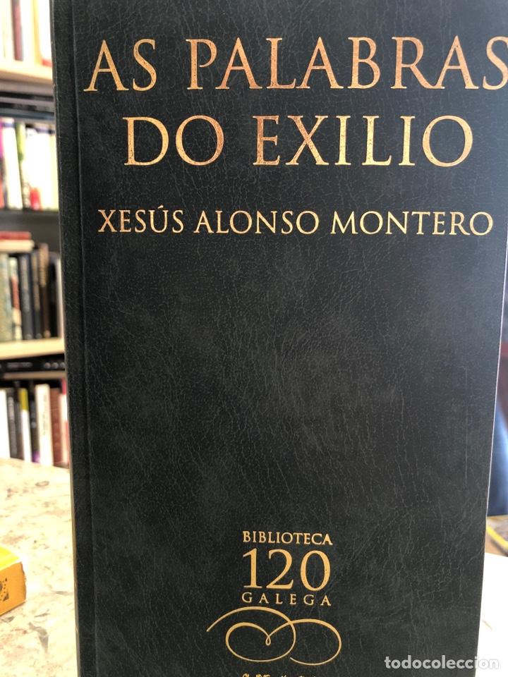 AS PALABRAS DO EXILIO (Libros Nuevos - Otras lenguas locales - Gallego)