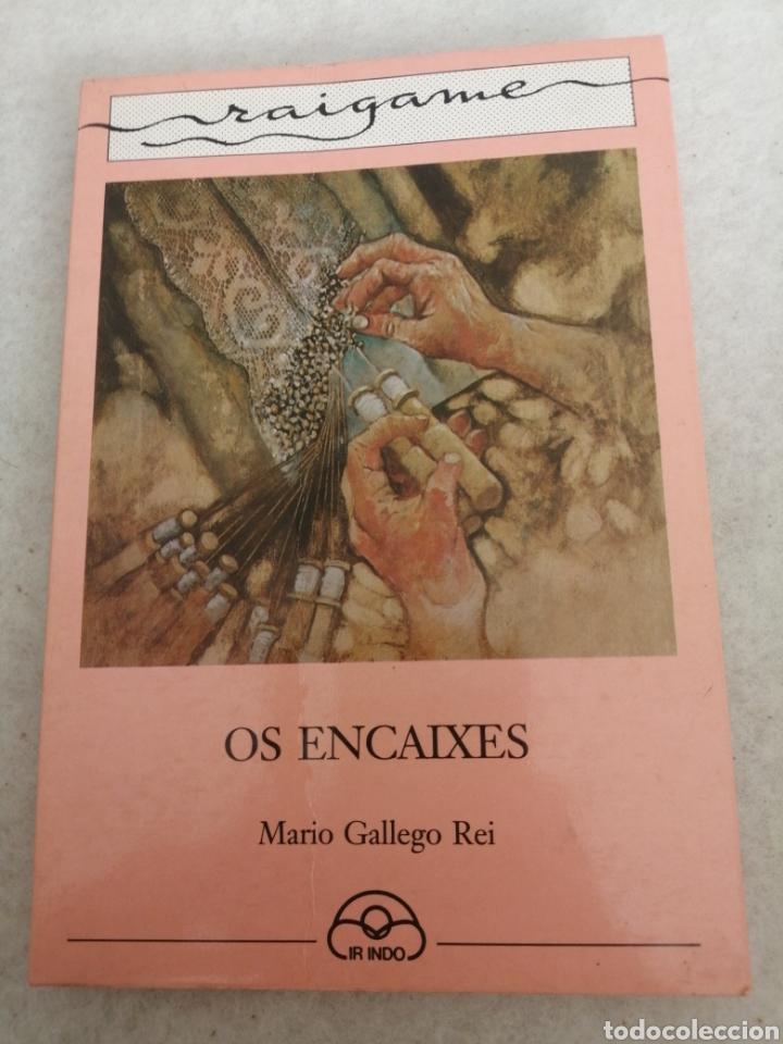 OS EN CAIXES. MARIO GALLEGO REY (Libros Nuevos - Otras lenguas locales - Gallego)