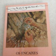 Libros: OS EN CAIXES. MARIO GALLEGO REY. Lote 219054726