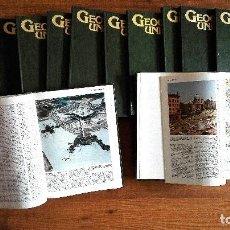 Libros: GEOGRAFÍA UNIVERSAL EDITORIAL NAUTA. Lote 84961156