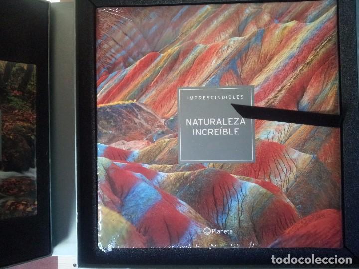 Libros: NATURALEZA INCREIBLE - IMPRESCINDIBLES DE PLANETA 2015 - PRECINTADO - Foto 2 - 86670500