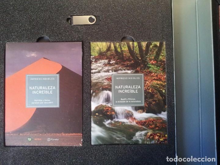 Libros: NATURALEZA INCREIBLE - IMPRESCINDIBLES DE PLANETA 2015 - PRECINTADO - Foto 3 - 86670500