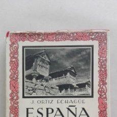 Libros: ESPAÑA PUEBLOS Y PAISAJES. Lote 90844150