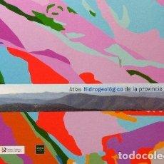 Libros: ATLAS HIDROGEOLOGICO DE LA PROVINCIA DE SEVILLA. (INCLUYE CD / NUEVO). Lote 37864867