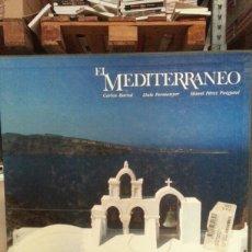 Libros: EL MEDITERRANEO (ED. LUNWERG). Lote 101865663