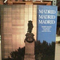 Libros: MADRID MADRID MADRID. Lote 101868451
