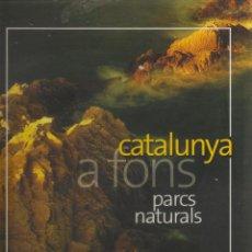 Libros: CATALUNYA A FONS PARCS NATURALS . Lote 109247083