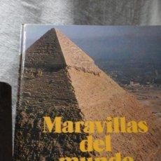Libros: MARAVILLOSO LIBRO DE MARAVILLAS DEL MUNDO SALVAT EDITORES S.A. 1980. Lote 111220435