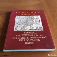 Libros: CARTOGRAFÍA. CATÁLOGO DE EXPOSICIÓN.. Lote 112618595