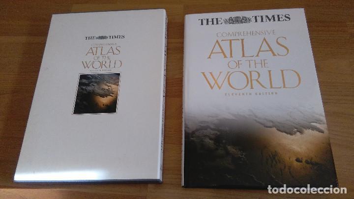 COMPREHENSIVE ATLAS OF THE WORLD, THE TIMES. EDICION DE LUJO (Libros Nuevos - Humanidades - Geografía)