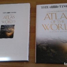 Libros: COMPREHENSIVE ATLAS OF THE WORLD, THE TIMES. EDICION DE LUJO. Lote 117558431