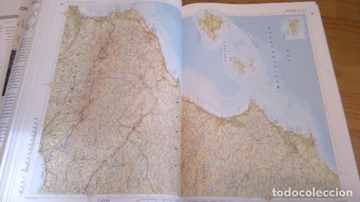 Libros: COMPREHENSIVE ATLAS OF THE WORLD, THE TIMES. EDICION DE LUJO - Foto 6 - 117558431