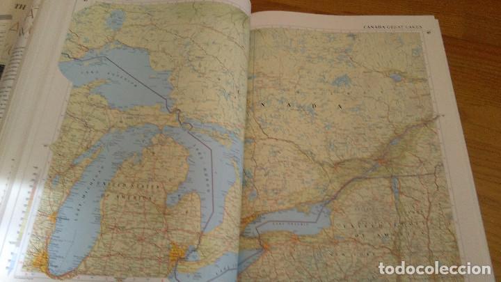 Libros: COMPREHENSIVE ATLAS OF THE WORLD, THE TIMES. EDICION DE LUJO - Foto 7 - 117558431