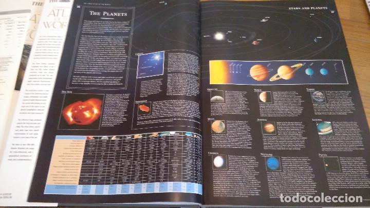 Libros: COMPREHENSIVE ATLAS OF THE WORLD, THE TIMES. EDICION DE LUJO - Foto 9 - 117558431