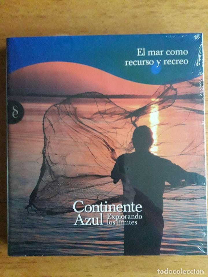 EL MAR COMO RECURSO Y RECREO / CONTINENTE AZUL EXPLORANDO LOS LÍMITES / SIGNO EDITORES / 2011 / PRE (Libros Nuevos - Humanidades - Geografía)