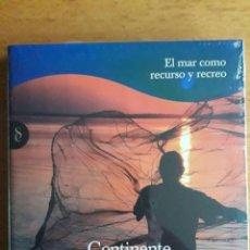 Libros: EL MAR COMO RECURSO Y RECREO / CONTINENTE AZUL EXPLORANDO LOS LÍMITES / SIGNO EDITORES / 2011 / PRE. Lote 118014983