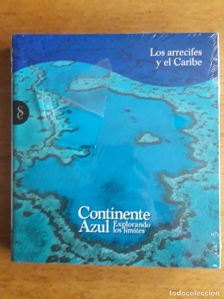 LOS ARRECIFES Y EL CARIBE / CONTINENTE AZUL EXPLORANDO LOS LÍMITES / SIGNO EDITORES / 2011 / PRECIN (Libros Nuevos - Humanidades - Geografía)